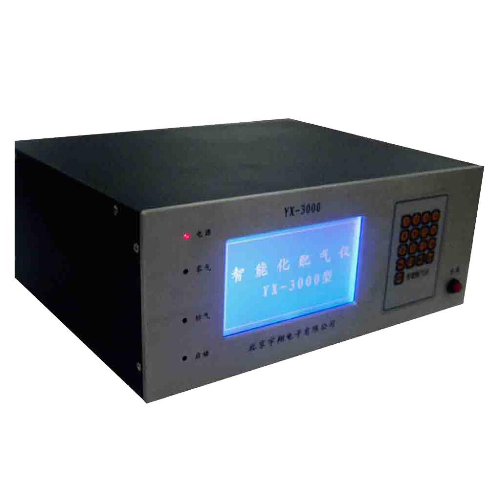 YX-3000型智能配气仪